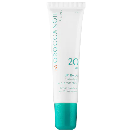 Moroccanoil Lip Balm Spf 20 0.5 oz/ 15 ml