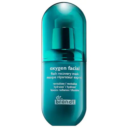 Dr. Brandt Skincare Oxygen Facial Flash Recovery Mask 1.4 oz