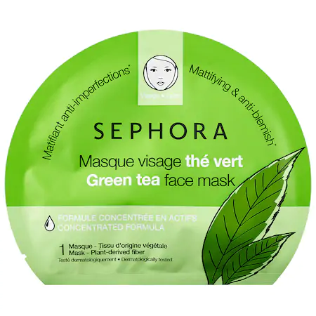 Sephora Collection Face Mask Green Tea 1 Mask