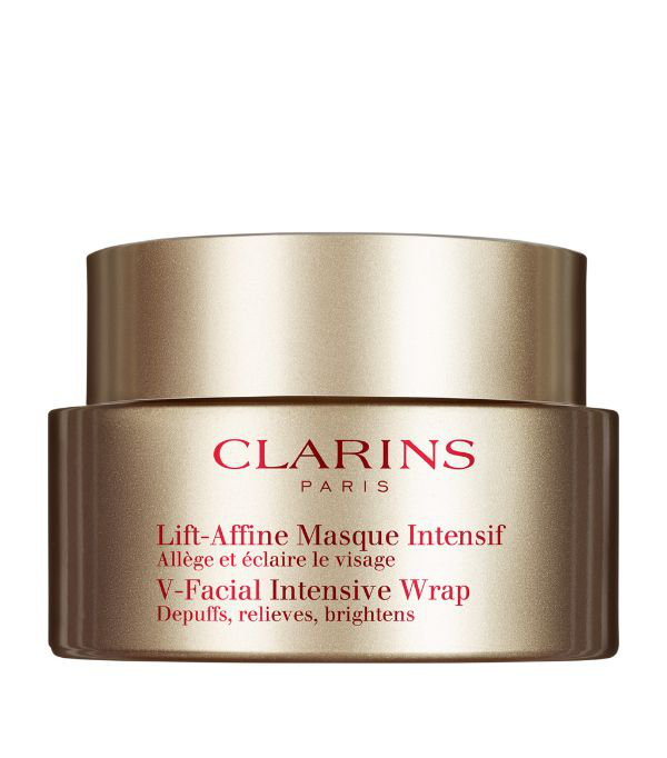 Clarins V-facial Intensive Wrap 2.5 oz/ 74 ml In White