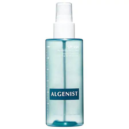 Algenist Splash Hydrating Setting Mist 4 oz/ 120 ml