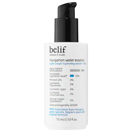 Belif Hungarian Water Essence 2.53 oz/ 75 ml