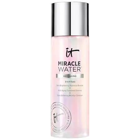 It Cosmetics Miracle Water Micellar Cleanser 8.5 oz/ 250 ml