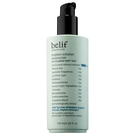 Belif Problem Solution Moisturizer 4.22 oz