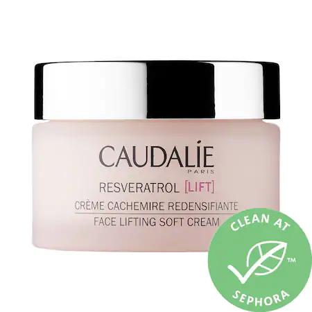 CaudalÍe Resveratrol Lift Face Lifting Soft Cream 1.7 oz/ 50 ml
