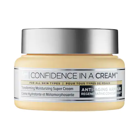 It Cosmetics Confidence In A Cream Hydrating Moisturizer 2 oz