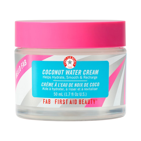 First Aid Beauty Hello Fab Coconut Water Cream 1.7 oz/ 50 ml