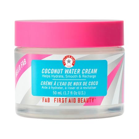 First Aid Beauty Hello Fab Coconut Water Cream 1.7 oz/ 50 ml