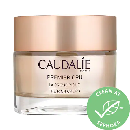 CaudalÍe Premier Cru Anti-aging Rich Cream 1.7 oz/ 50 ml