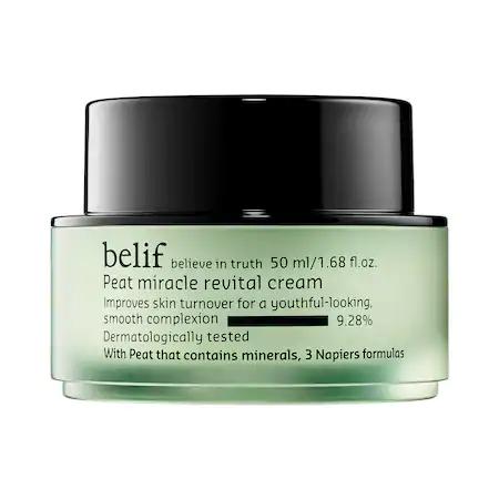 Belif Peat Miracle Revital Cream 1.68 oz/ 50 ml