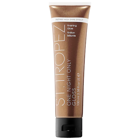 St. Tropez Tanning Essentials One Night Only Finishing Body Gloss 3.38 oz/ 100 ml