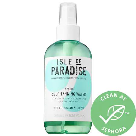 Isle Of Paradise Self-tanning Water Medium 6.76 oz/ 200 ml