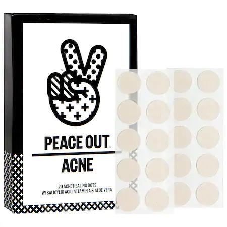 Peace Out Acne Healing Dots 20 Acne Healing Dots