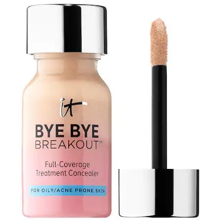 It Cosmetics Bye Bye Breakout™ Full-coverage Concealer Light 0.35 oz/ 10.5 ml