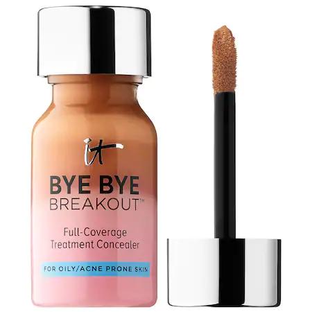 It Cosmetics Bye Bye Breakout™ Full-coverage Concealer Deep 0.35 oz/ 10.5 ml