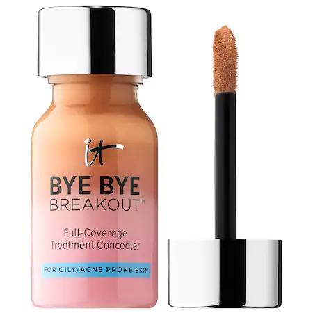 It Cosmetics Bye Bye Breakout™ Full-coverage Concealer Rich 0.35 oz/ 10.5 ml