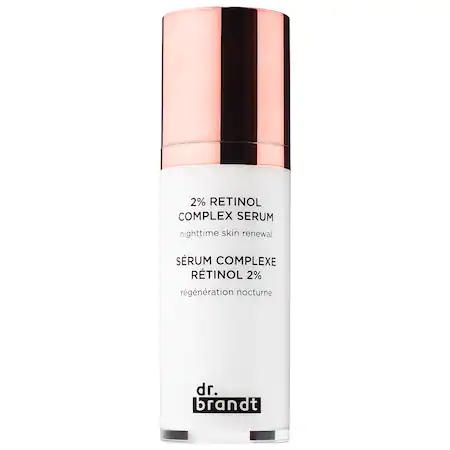 Dr. Brandt Skincare 2% Retinol Complex Serum 1 oz/ 30 ml