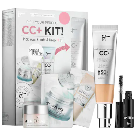 Pick Your Perfect CC+ Kit! by IT Cosmetics #3