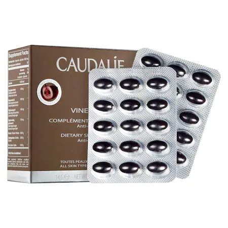 CaudalÍe Vinexpert Dietary Supplements 30 Capsules
