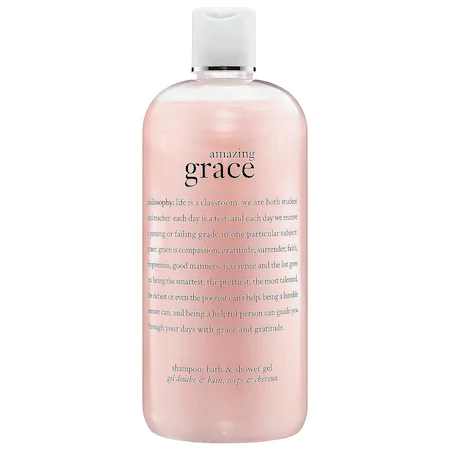 Philosophy Amazing Grace Shampoo, Bath & Shower Gel 24 oz/ 710 ml