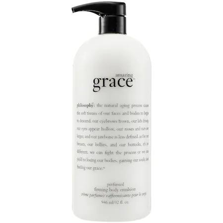 Philosophy Amazing Grace Firming Body Emulsion 32 oz