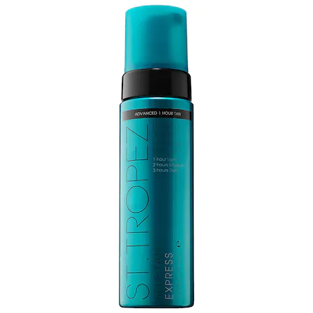St. Tropez Tanning Essentials Self Tan Express Bronzing Mousse 6.7 oz/ 200 ml