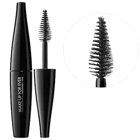 Make Up For Ever Smoky Extravagant Mascara Mini Mini Size Black - 0.16 oz/ 5 ml
