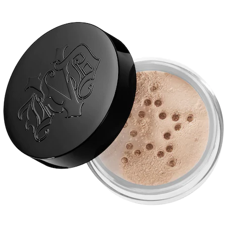 Kat Von D Kitten Mini Lock-it Setting Powder Mini Size Translucent - 0.19 oz/ 5.4 G