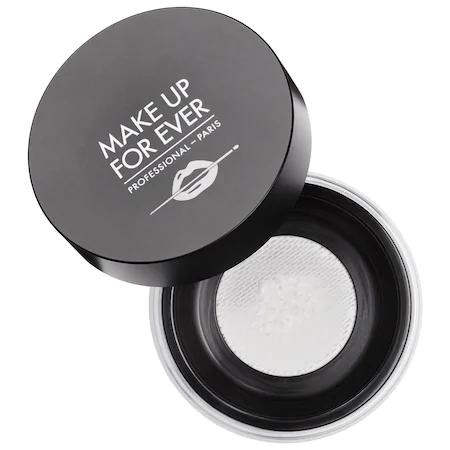 Make Up For Ever Ultra Hd Microfinishing Loose Powder Mini Mini Size Translucent - 0.14 oz/ 4 G