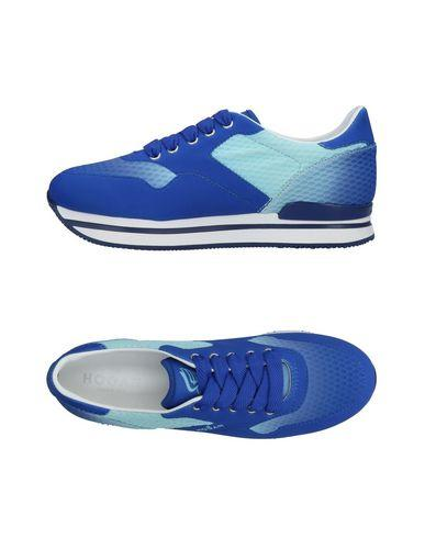 Hogan Sneakers In Bright Blue