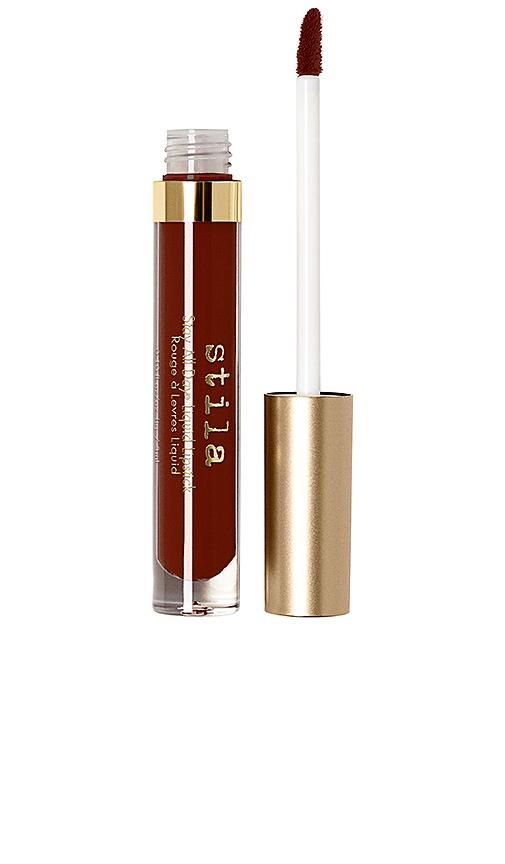 Stila Stay All Day® Liquid Lipstick Rubino 0.10 oz/ 3 ml