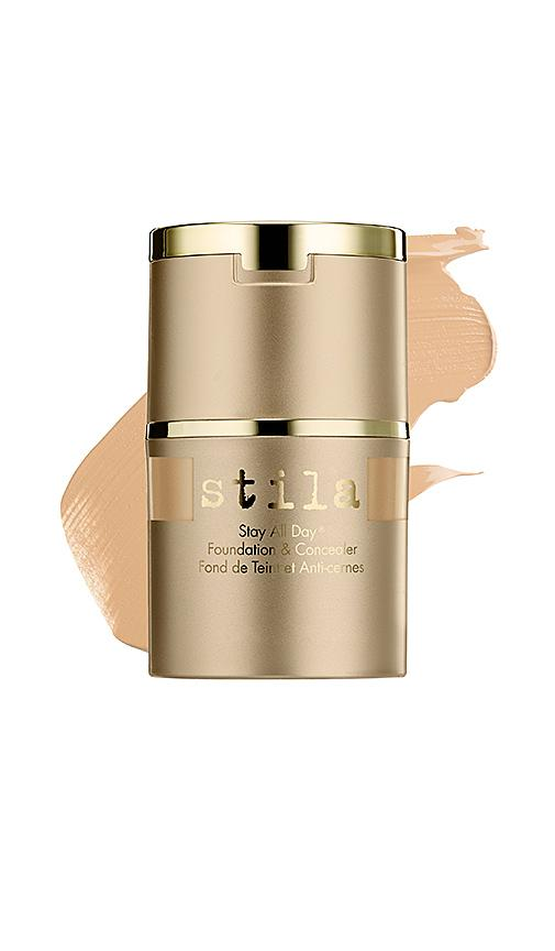 Stila Stay All Day Foundation & Concealer In Light