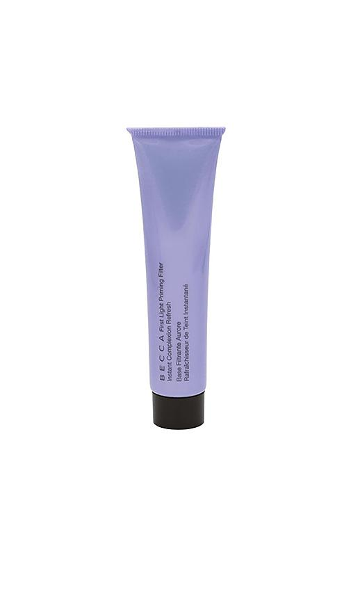 Becca Cosmetics Travel First Light Priming Filter In N,a