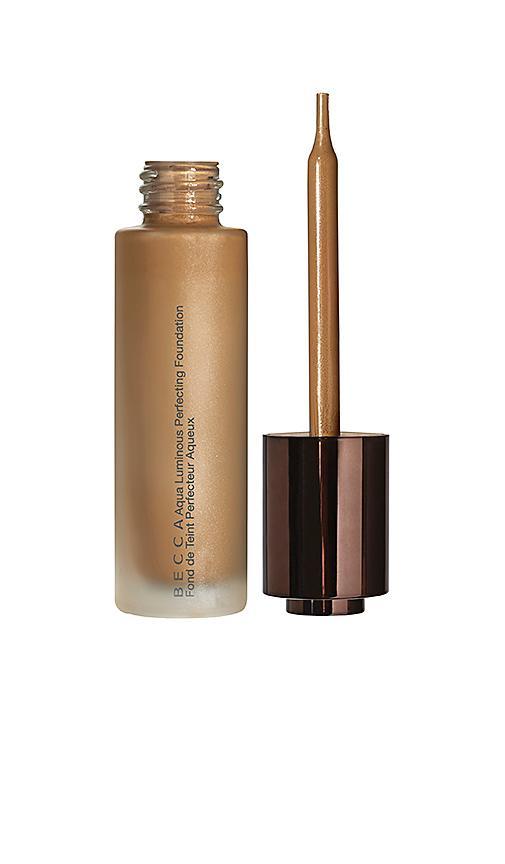 Becca Cosmetics Aqua Luminous Perfecting Foundation In Warm Honey
