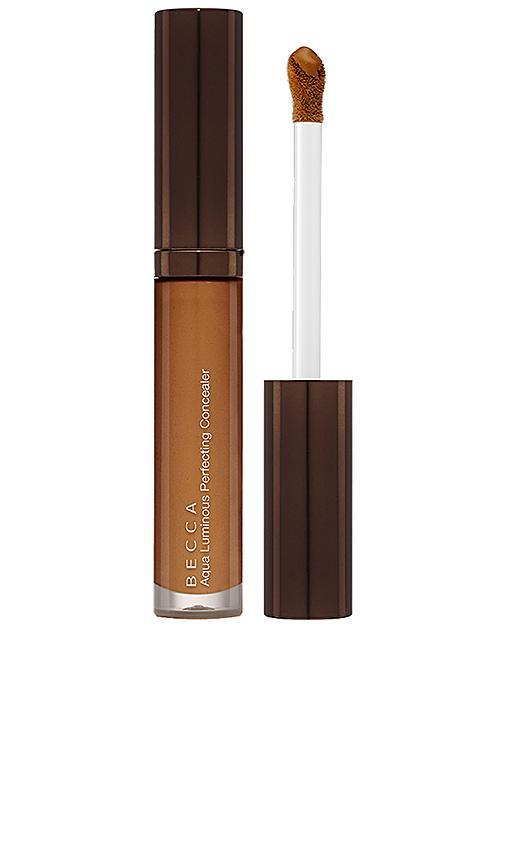 Becca Cosmetics Aqua Luminous Perfecting Concealer In Dark Golden