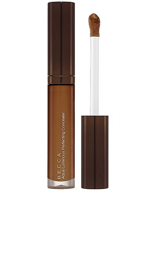 Becca Cosmetics Aqua Luminous Perfecting Concealer In Deep Bronze