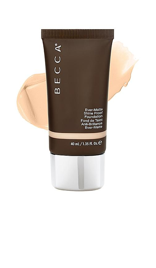 Becca Cosmetics Ever-matte Shine Proof Foundation In Porcelain