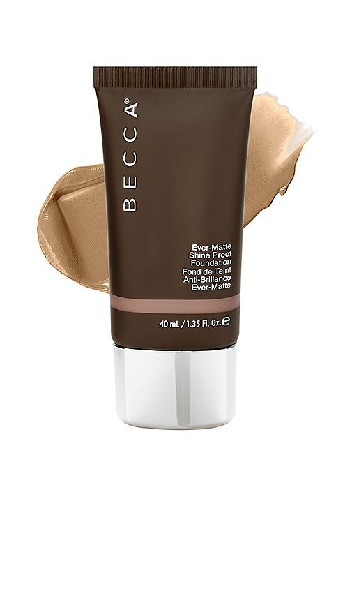 Becca Cosmetics Ever-matte Shine Proof Foundation In Cafe