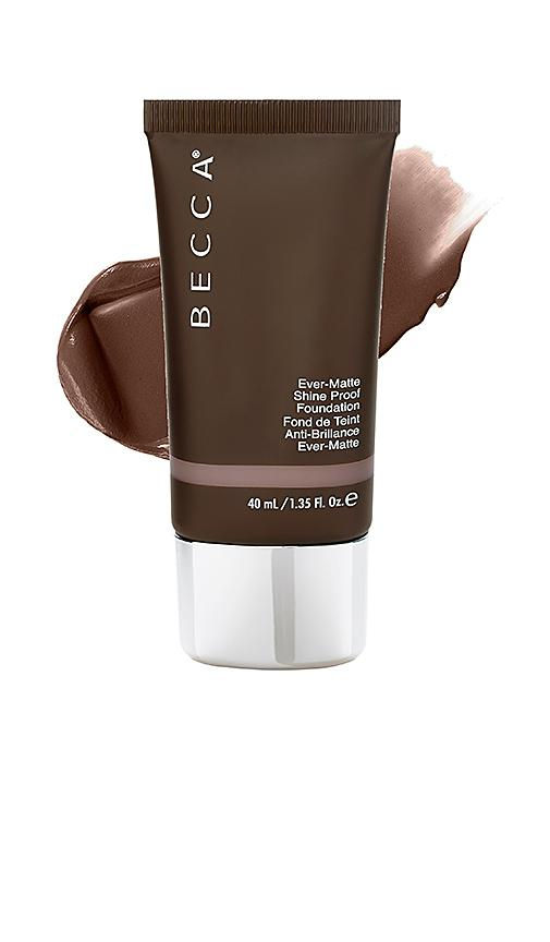 Becca Cosmetics Ever-matte Shine Proof Foundation In Cacao