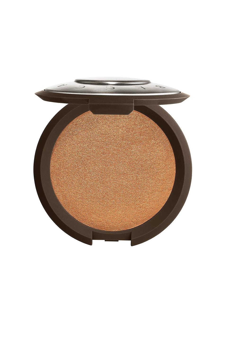 Becca Cosmetics Shimmering Skin Perfector Pressed Highlighter In Chocolate Geode