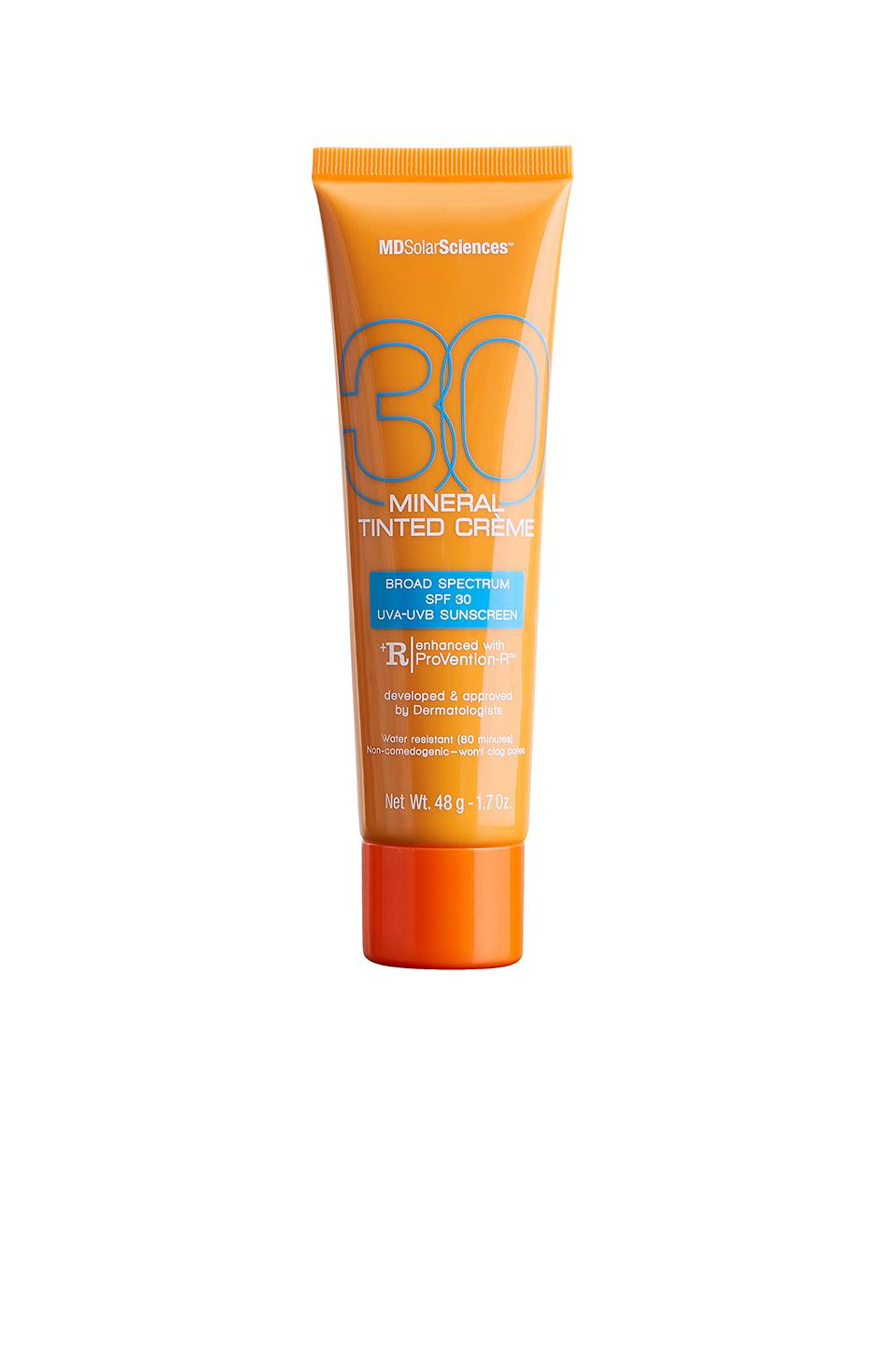 Mdsolarsciences Mineral Tinted Creme Spf 30 In N,a