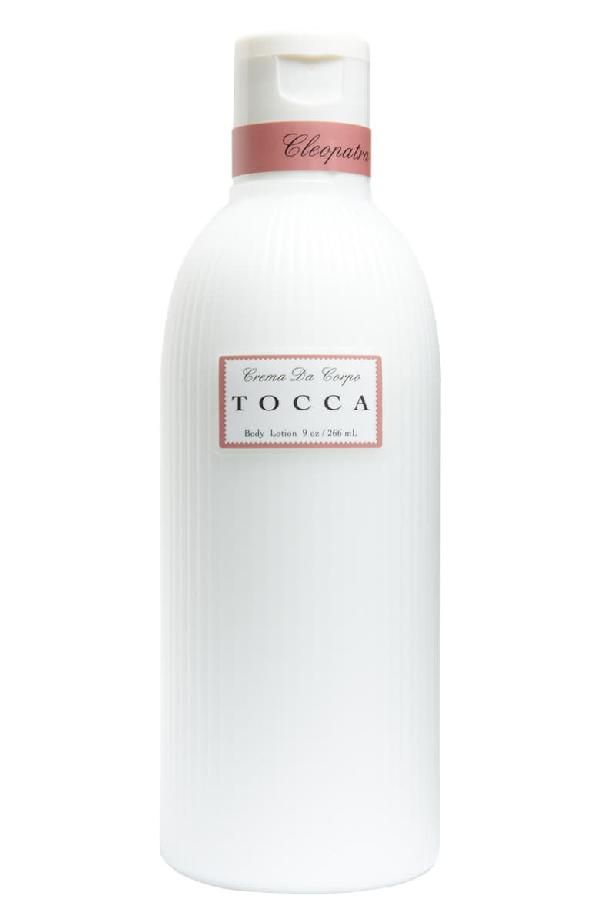 Tocca Cleopatra Crema Da Corpo Body Lotion 9 oz/ 266 ml