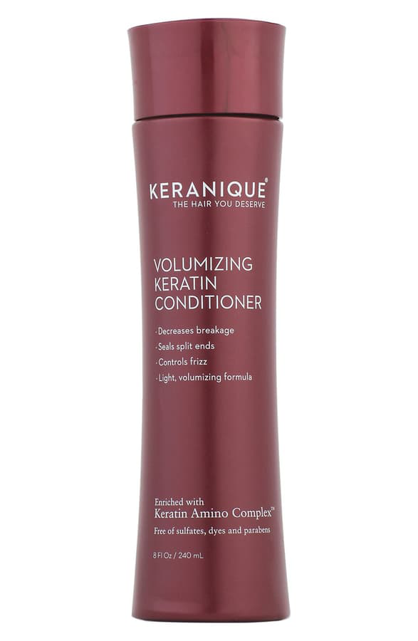 Keranique Volumizing Keratin Conditioner 8 oz