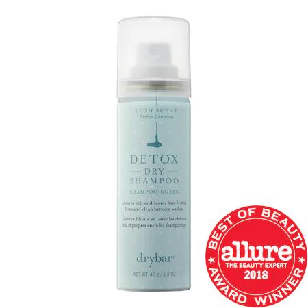 Drybar Detox Dry Shampoo 1.4 oz/ 40 G Lush Scent
