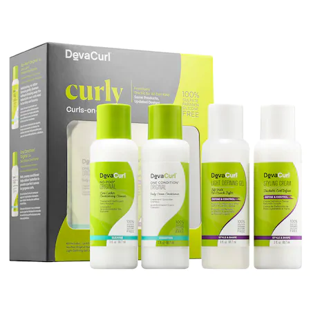 Devacurl The Kit For All Curl Kind Set