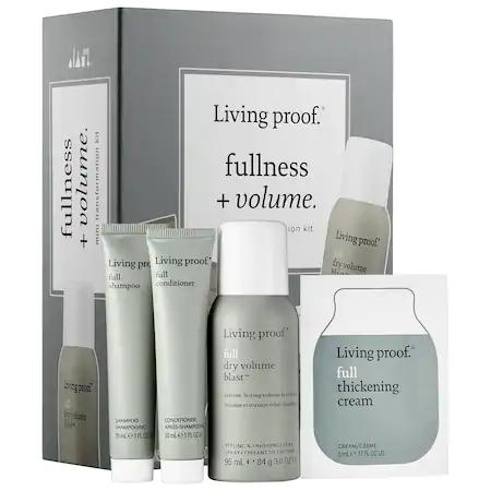 Living Proof Full Volume & Body Boosting Full Trial Kit
