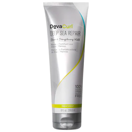 Devacurl Deep Sea Repair Seaweed Strengthening Mask 8 oz/ 236 ml