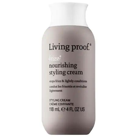 Living Proof No Frizz Nourishing Styling Cream 4 oz/ 118 ml