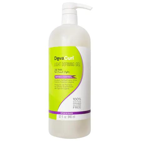 Devacurl Light Defining Gel Soft Hold No-crunch Styler 32 oz/ 946 ml