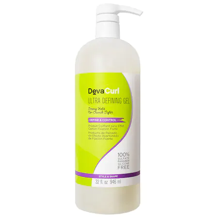 Devacurl Ultra Defining Gel Strong Hold No-crunch Styler 32 oz/ 946 ml